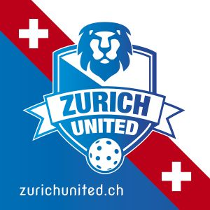 Zurich United Team-Fahne